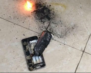 iPhone explota
